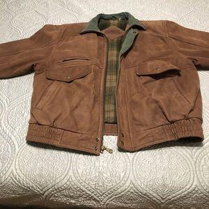 Roundtree & York's Leather Jacket